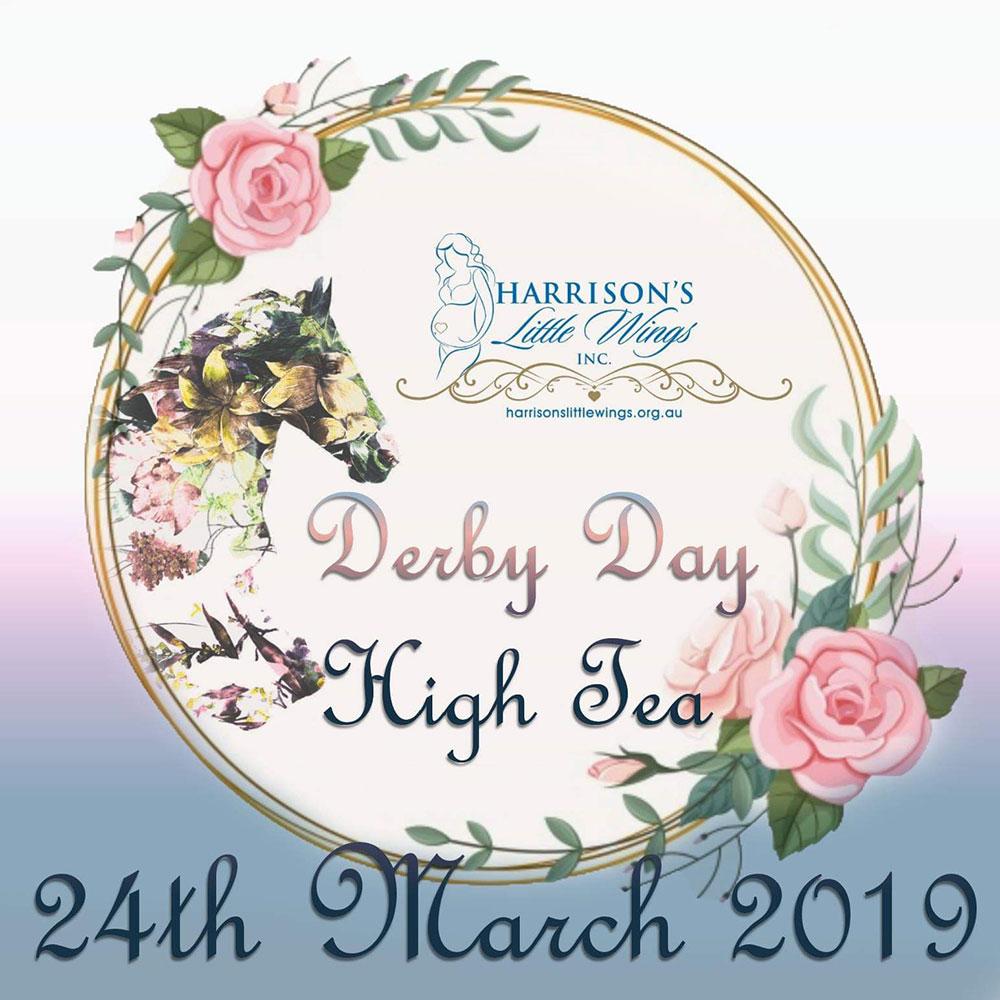 Derby Day High Tea 2019