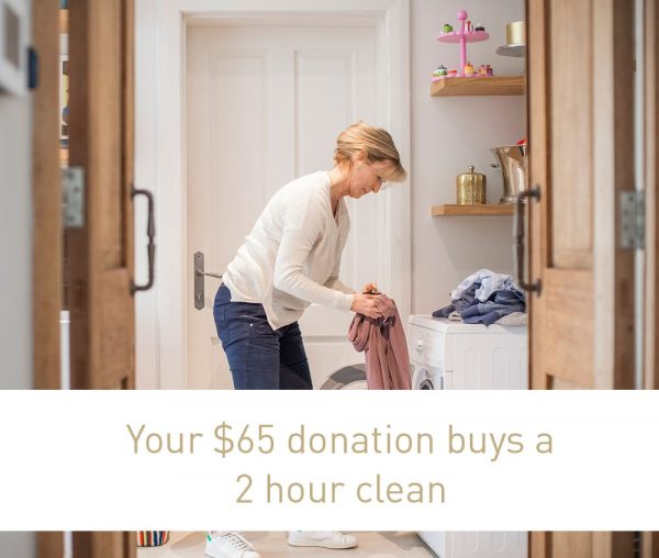 cleaningdonation