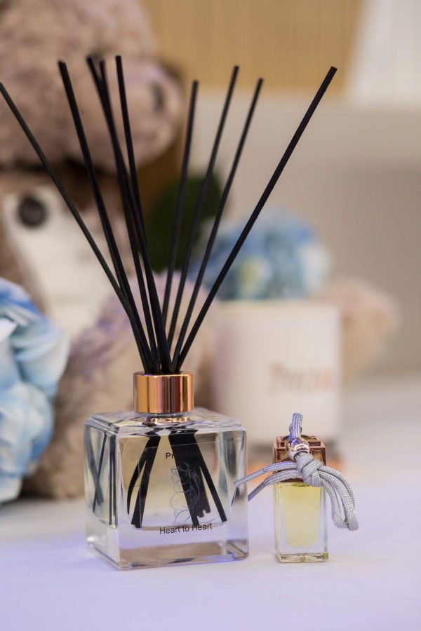 Precious Reed Diffuser sweet floral scent available from Harrisons Little Wings