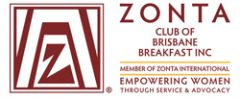 Zonta Club of Brisbane Empowering Women - Harrison's Little Wings was the successful recipient of Zonta's supporting women grant.
