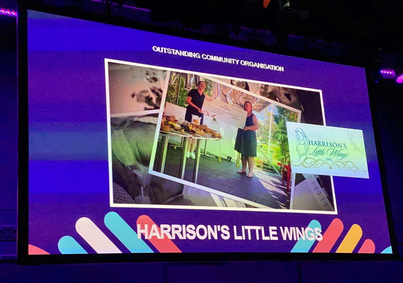 Harrisons Little Wings nominated for Community Service Award at Logan Community Awards 2021