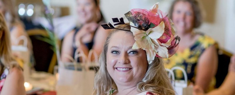 Floral Affair Annual High Tea by Harrisons Little Wings