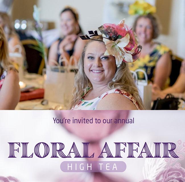 Annual High Tea Event 2021
